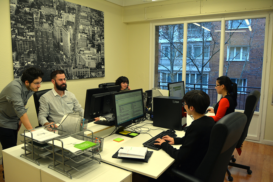 Empresa de traducción con tradauctores