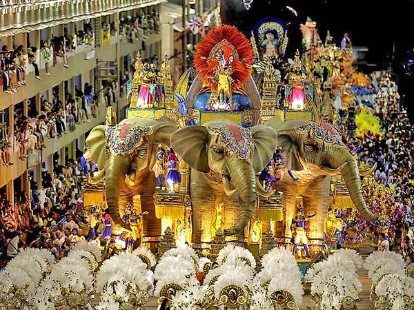 The-Rio-Carnival-–-Brazil